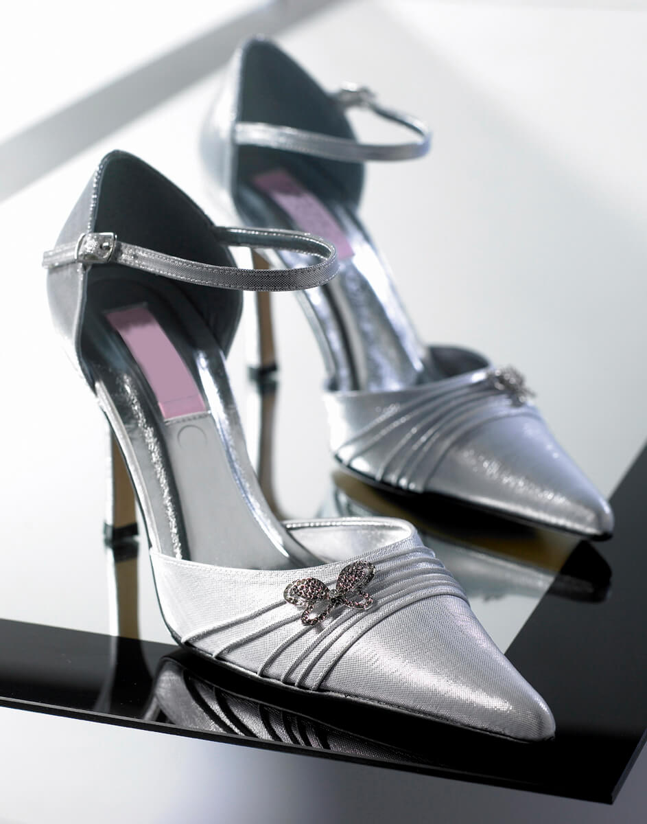 Fashion Shoes - High End Advertising Image for Product Launch