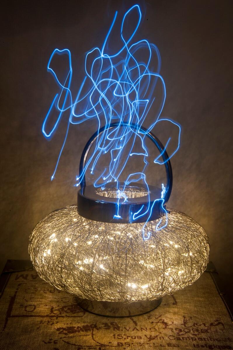 Fireflies Lighting - product photography