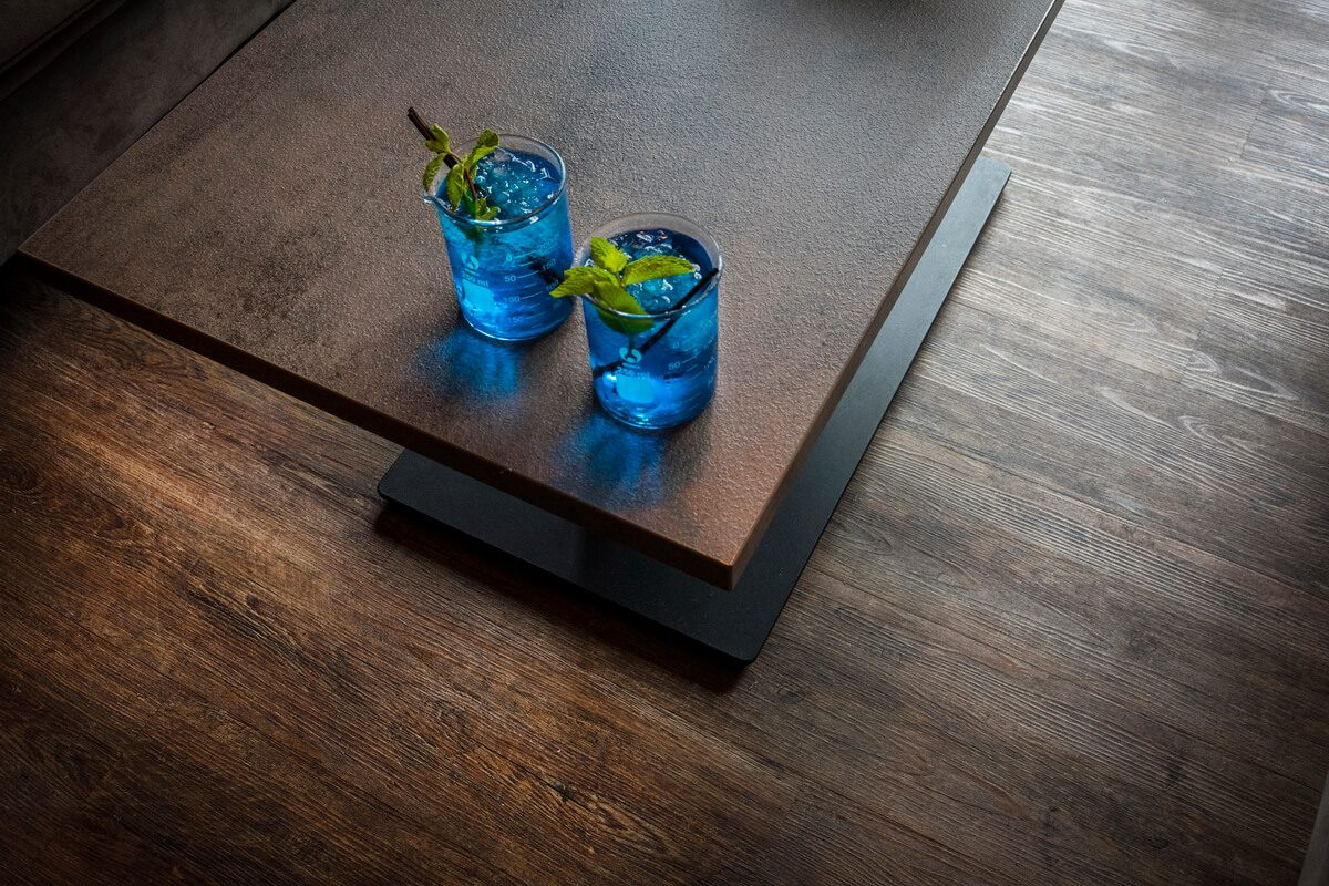 Product Photography Flooring Coctails Bar Telford