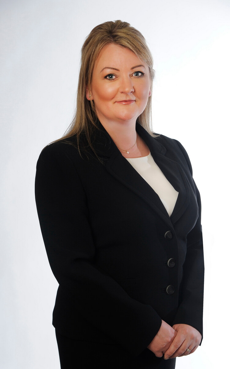 Corporate business portrait of Birmingham Lawyer