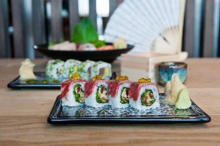 Leading Commercial Food Photographer, Restaurant photography, Birmingham - Rofuto Five Ways Dining Photo shoot