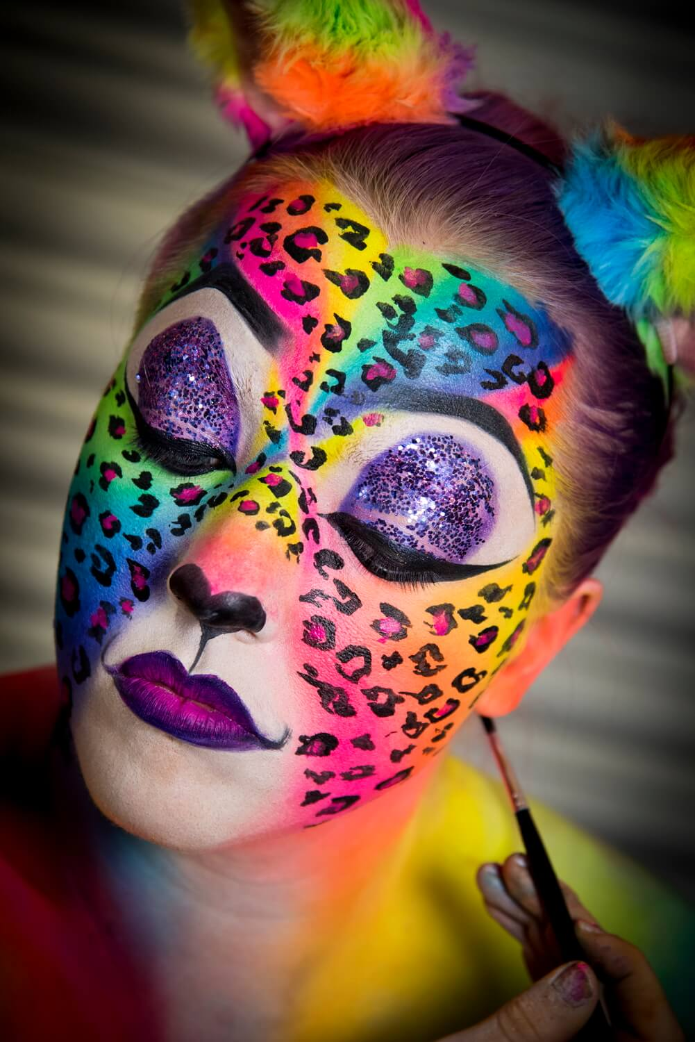 Skilled, talented, imaginative and expert professional photographer, Competitive, creative and transformative photography using make up artists.