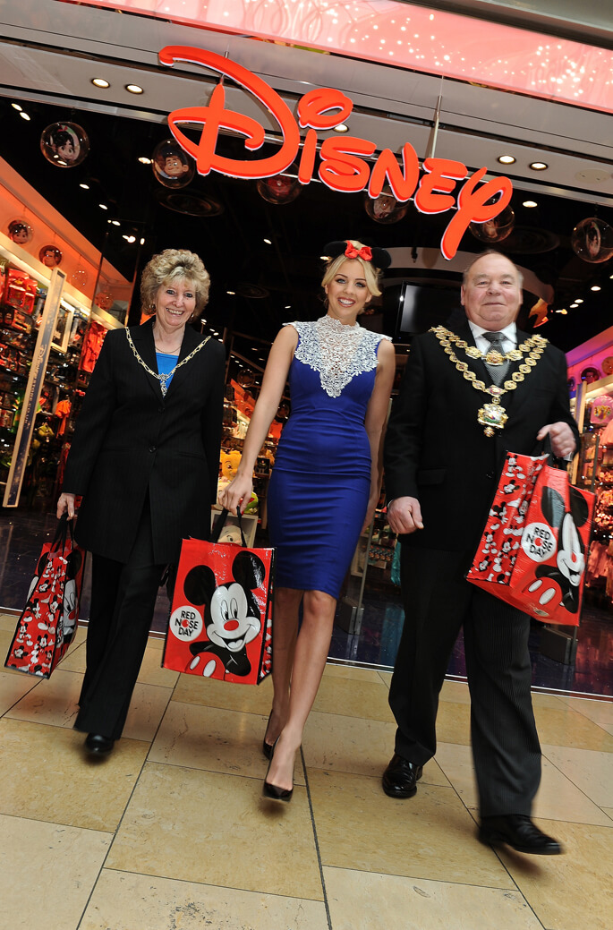 PR and Advertisment Photography in Birmingham, Disney and Red Nose Day Public Relations Photographer