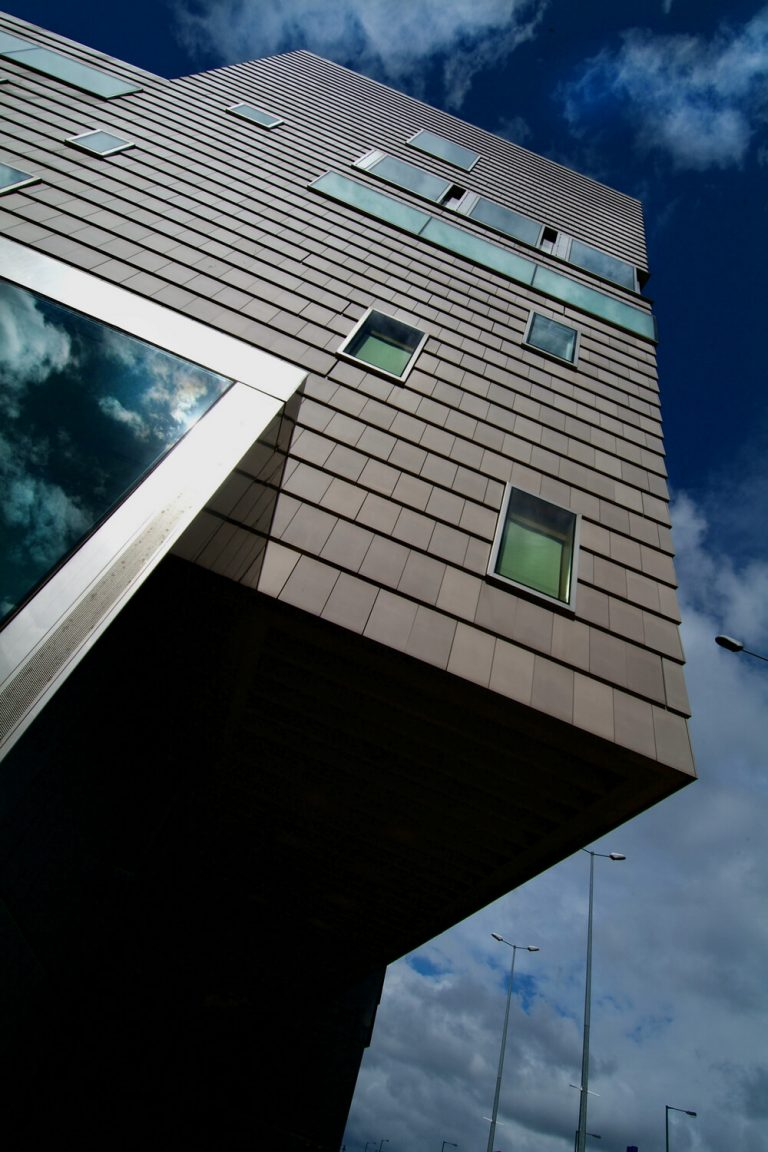Artistic architectural photography, Birmingham, Walsall Art Gallery