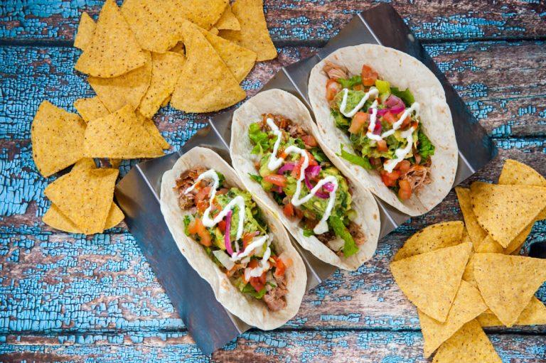 Professional Food Photographer - Deliveroo photo shoot - Top Food Photography - Mission Burrito, Birmingham