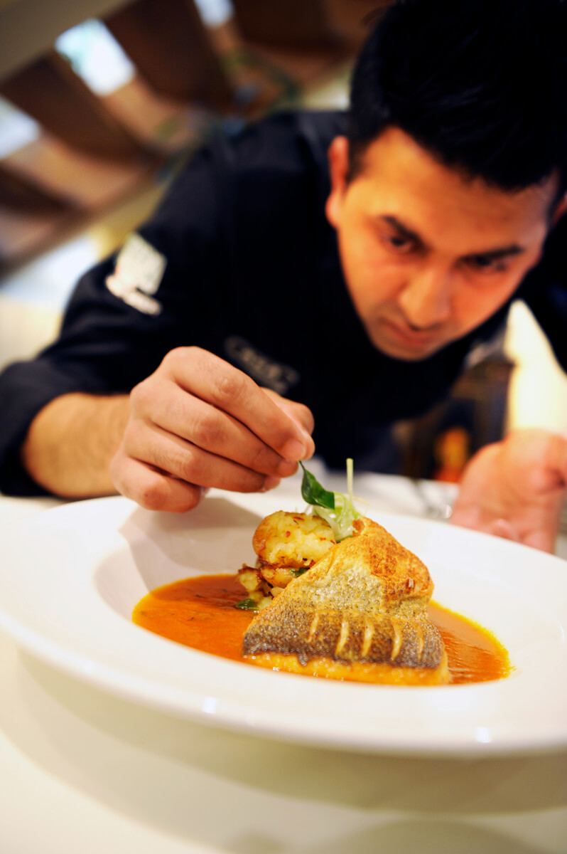 Professional Indian Food and Drinks Photographer in Birmingham - Lasan Local Restaurant, UK photo shoot