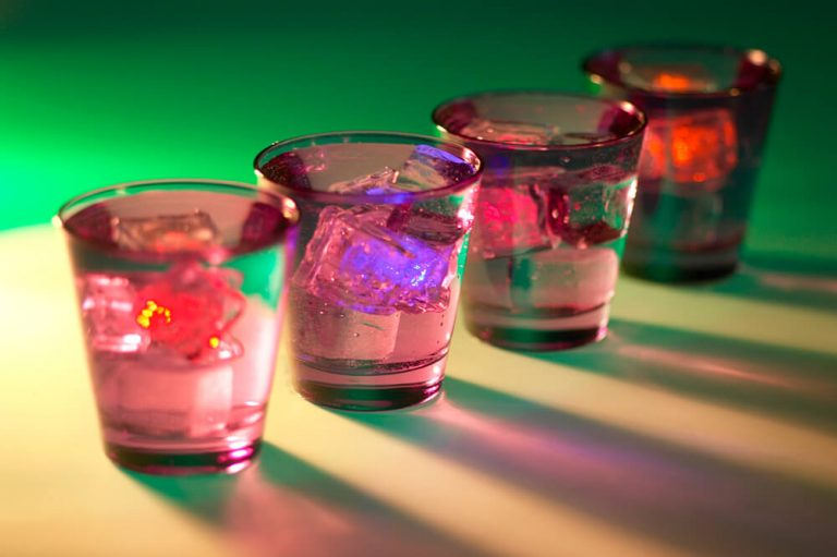 Promotional Photography for Drinks in Birmingham - Nightclub Advertisment Photographer