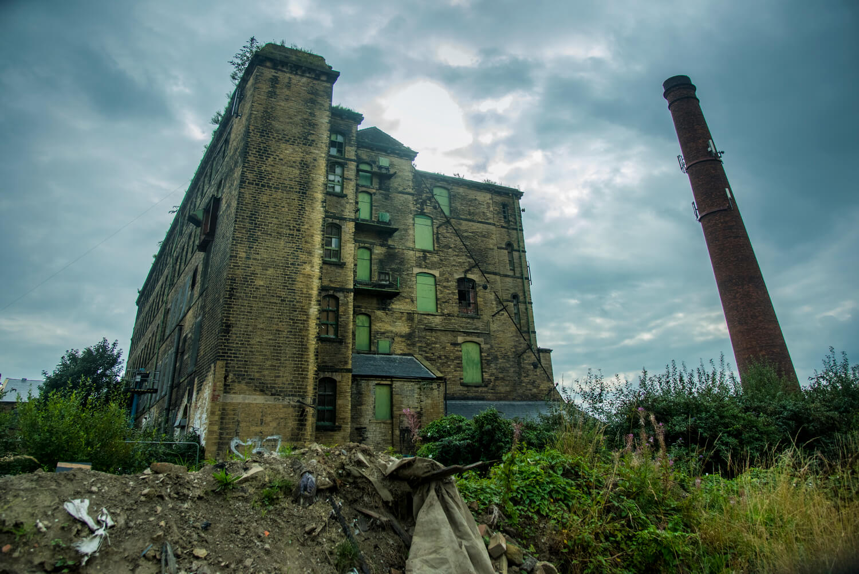 Professional photographer in Birmingham. 'Asylum'
