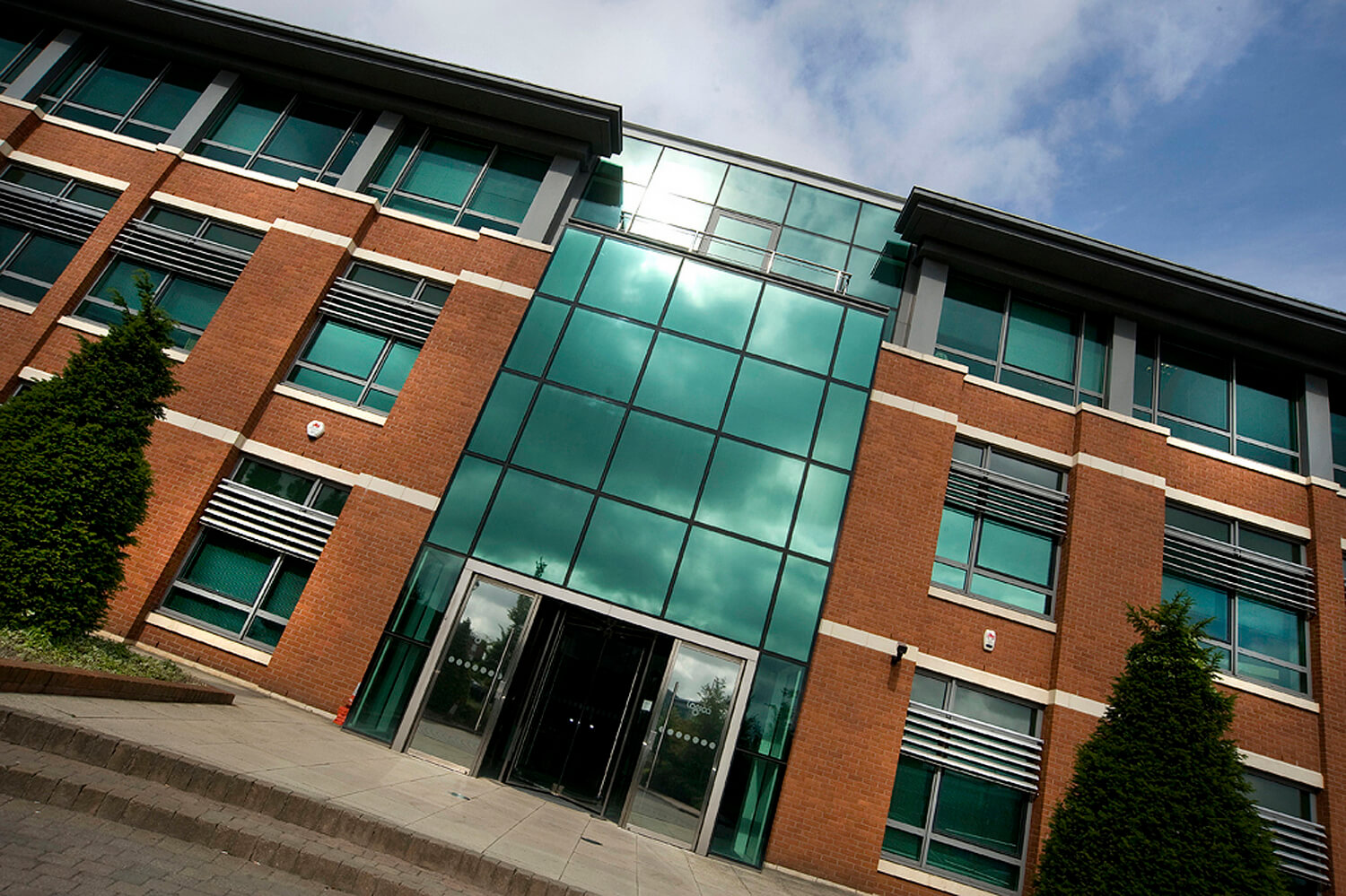 Industrial and commercial property, professional architectural photography in Birmingham