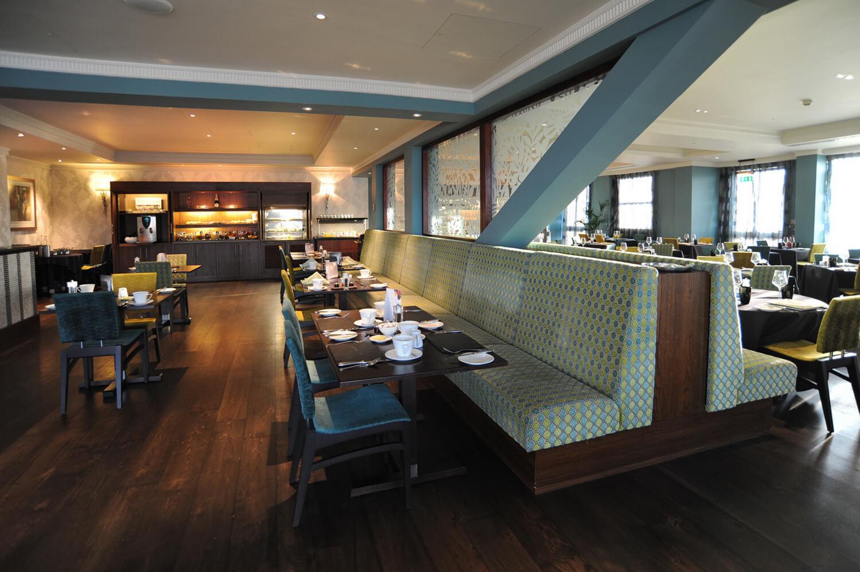 Interior architecture – restaurant photography, Birmingham