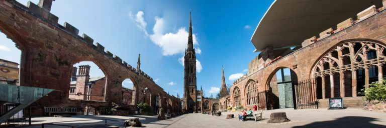 Panoramic Location Photography, Coventry
