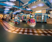 Interior photography in Tamworth. Drayton Manor Thomasland.