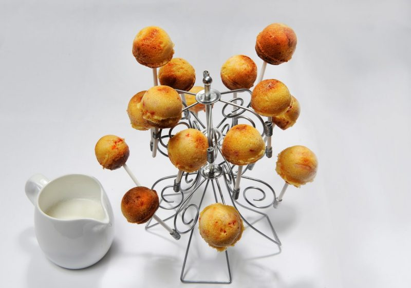 Birmingham Food Photography Royal Greenland prawn cake pops