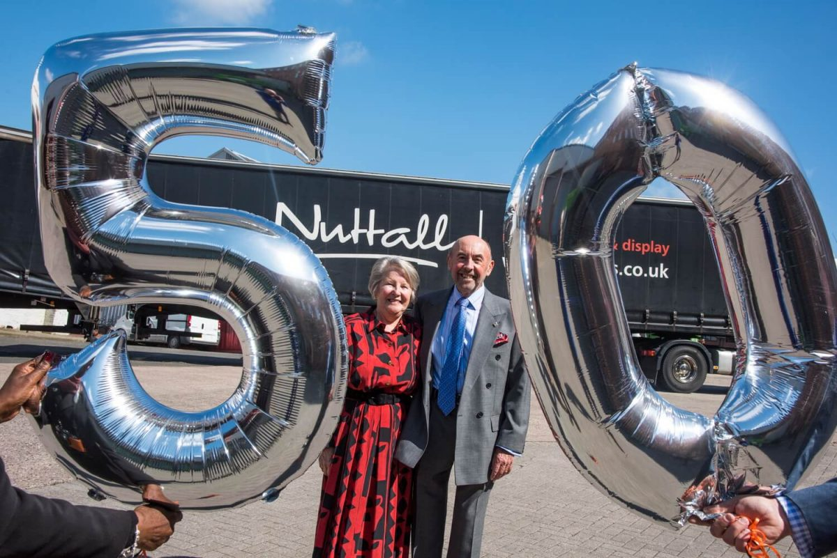 Nuttalls 50yr celebrations and recommendation