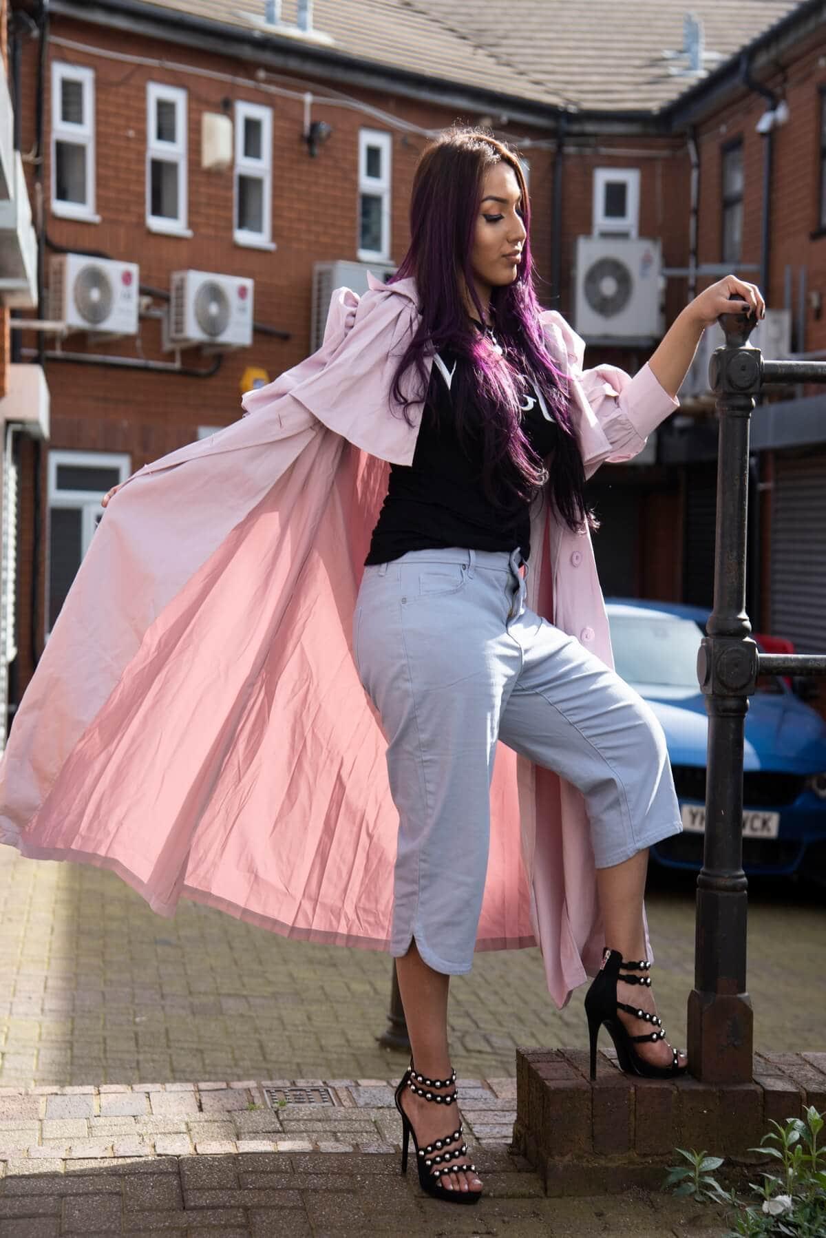 Posing perfection stylish photography Birmingham